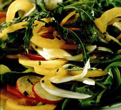 Salata tarcata