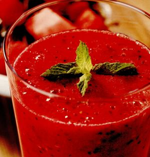 Smoothie rosu