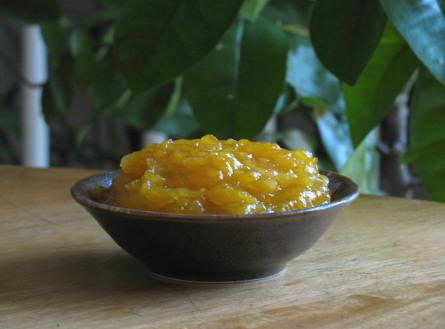 Sos de mango