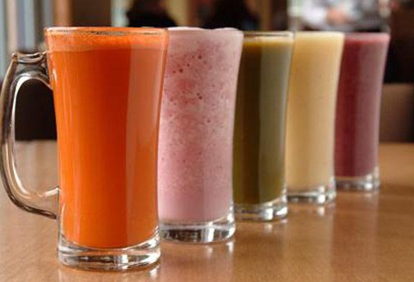 Dieta de detoxifiere cu sucuri naturale