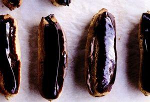 Ecleruri cu multă ciocolată