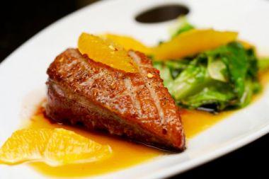 Retete culinare: Rata cu portocale