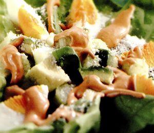 Salata de avocado si telina