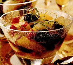Salată de fructe orientale