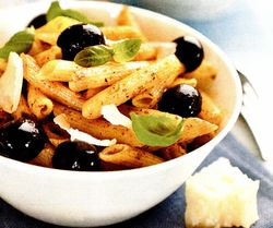 Salata de paste picante