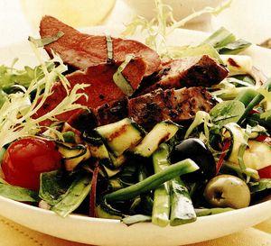 Salată de raţă marinată