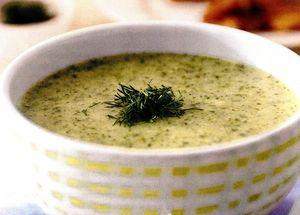 Supă de creson