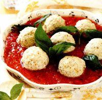 Retete culinare: Perisoare în sos de roşii