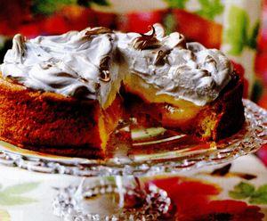 Prăjitură pufoasă de lămâie