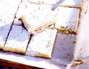 Prajituri cu crema de lamaie