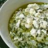 Risotto_cu_spanac_şi_brânză_de_capră