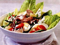 Salata Nicoise cu ton