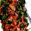 Salata_de_spanac_cu_bacon_si_fasole_alba