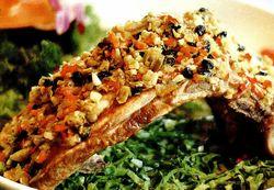 Coaste de porc cu legume