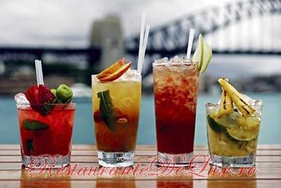 4 cocktailuri de vara