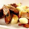 Friptura_cu_sparanghel_si_garnitura_de_cartofi