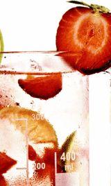 Limonada cu capsuni