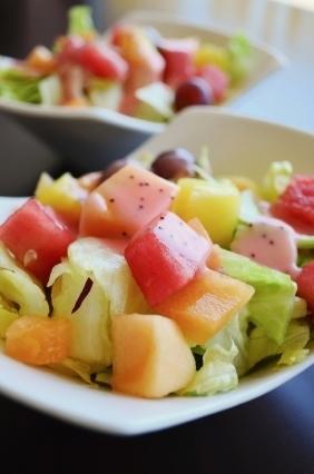 Salată de vară cu mentă
