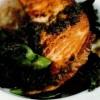 Somon_la_tigaie_cu_broccoli