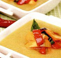 Supa crema de ardei