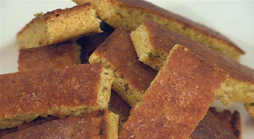 Cum se prepara paine cu malai (video)