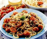 Spaghete cu roşii