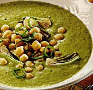 Supa din naut