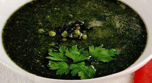 Supa de mazare verde