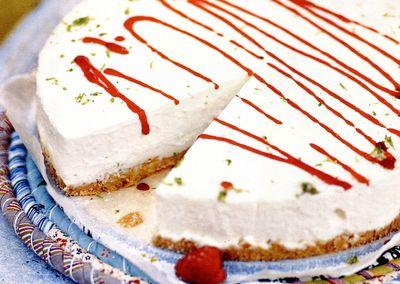 Cheesecake cu limeta