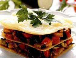 Retete culinare: Lasagna cu legume
