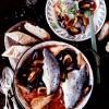 Biban_si_fructe_de_mare_în_stil_italian