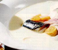Ciorbă de peşte cu smântână