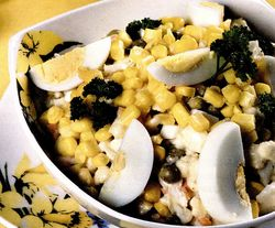 Salata cu porumb