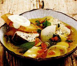 Supă de peşte franţuzească