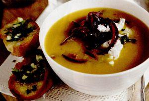 Supa de ceapa cu chimen