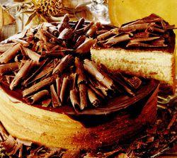 Tort cu alune şi ghimbir