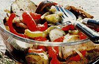Mix de legume inabusite cu busuioc