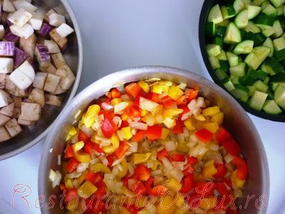 Retete de post: ratatouille