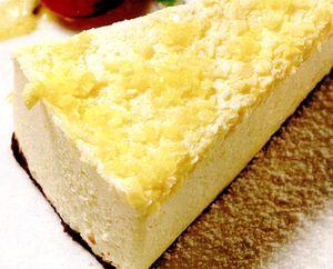 Crema de lamaie cu branza de vaci