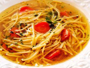 Taitei pentru supa