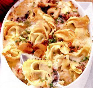 Retete_Delicioase_Tortellini_al_forno