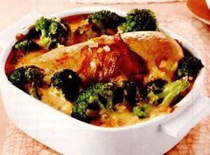 Retete_delicioase_Sufleu_de_pui_cu_broccoli