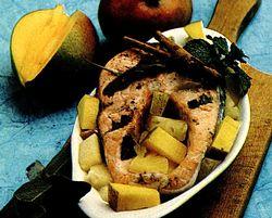 Somon_cu_mango_si_ananas