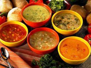 Supe de legume