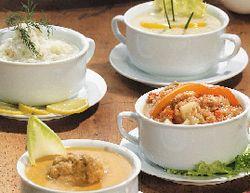 Degetare pentru supa