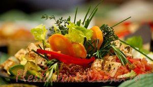 Cum se prepara Salată de conopidă și broccoli