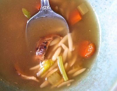 Supa de orz