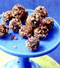 Trufe_de_ciocolata_cu_migdale_si_menta