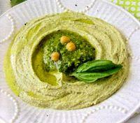 Hummus de mazare
