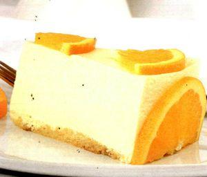 Prajitura cu lamaie si portocala